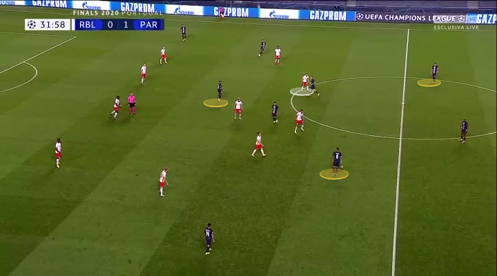 Vai tro cua Leandro Paredes quan trong the nao trong doi hinh PSG?