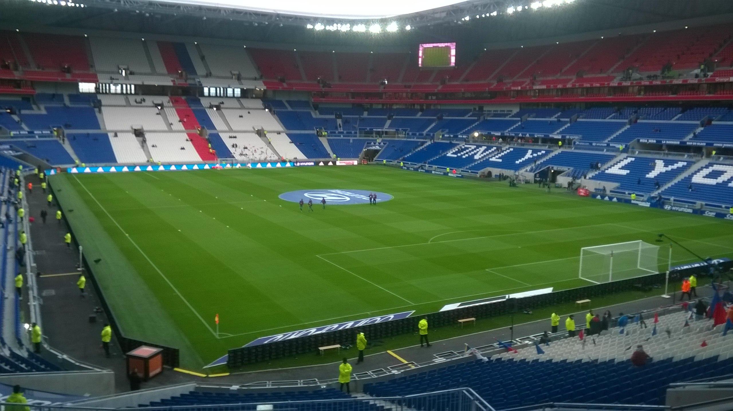 Sân vận động Parc Olympique Lyonnais - Sân nhà câu lạc bộ Lyon  hình ảnh