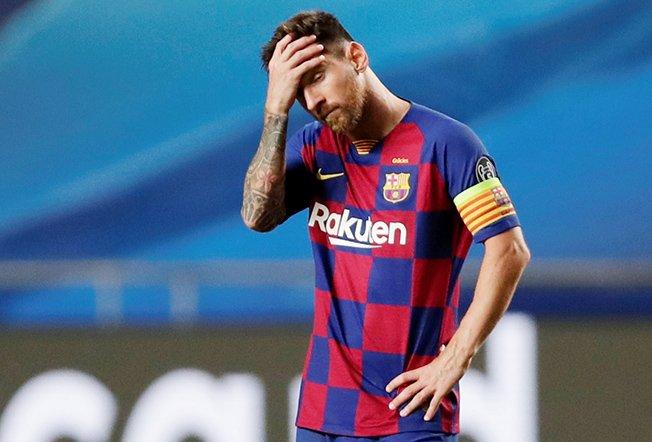 5 nguyên nhân khiến Lionel Messi đòi rời Barca bằng được hình ảnh