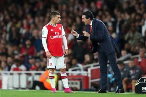 Góc Arsenal Chuyện gì đã xảy ra với Lucas Torreira hình ảnh