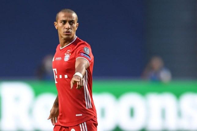 Bayern Munich cham duoc cai ten thay Thiago