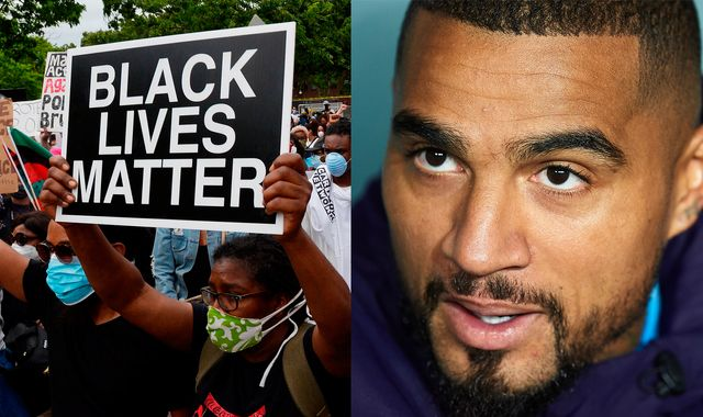 Kevin-Prince Boateng Bức tâm thư gửi những người da trắng hình ảnh