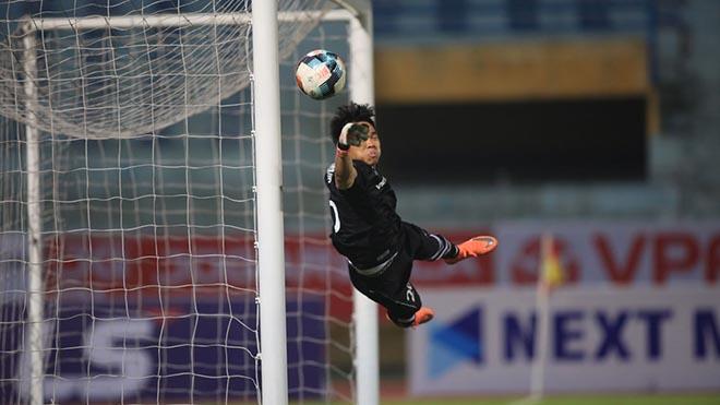Thủ môn CLB Viettel khát khao ghi điểm với HLV Park Hang-seo hình ảnh