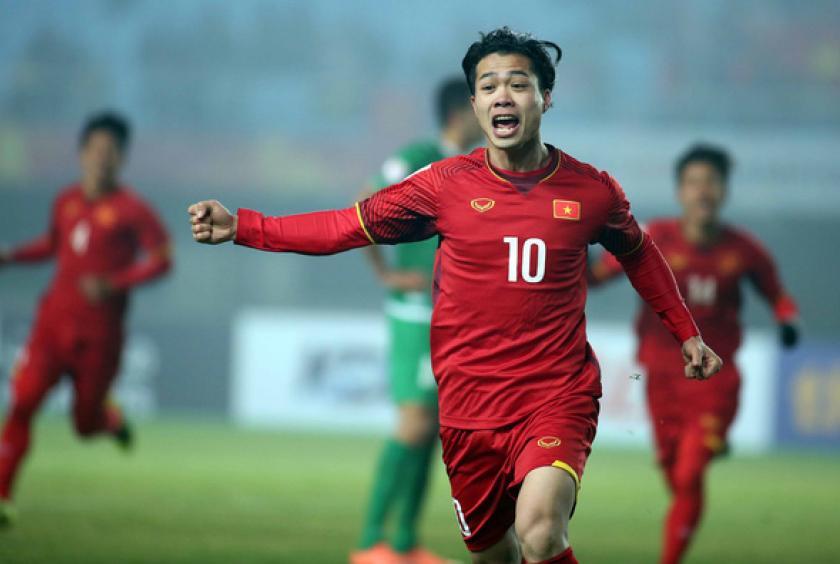 Tiểu sử cầu thủ Nguyễn Công Phượng - Lý lịch từ A-Z của Messi VN hình ảnh