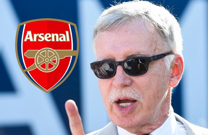 Stan Kroenke Arsenal
