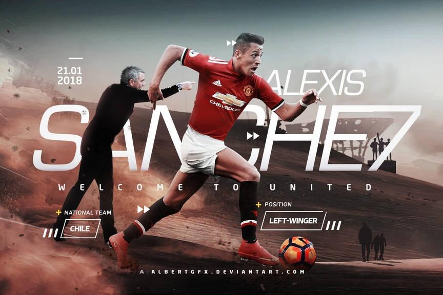 Điều gì đã hủy hoại Alexis Sanchez tại Man Utd hình ảnh