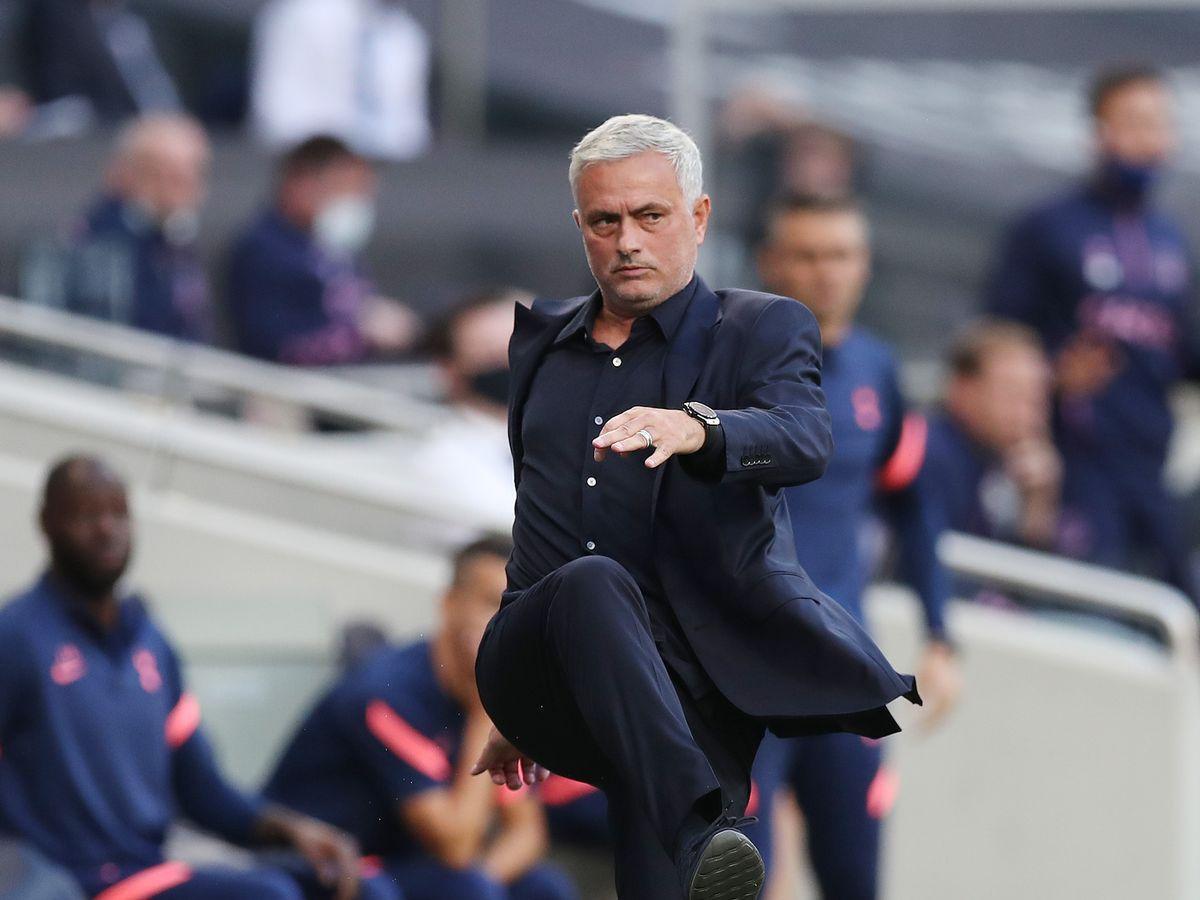 Đâu rồi hào quang chiến thắng của Jose Mourinho hình ảnh