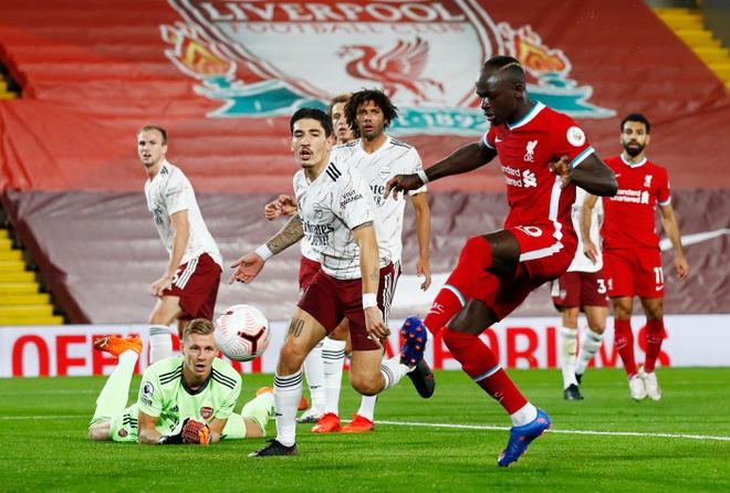 Liverpool tá hoả vì Sadio Mane nhiễm Covid hình ảnh
