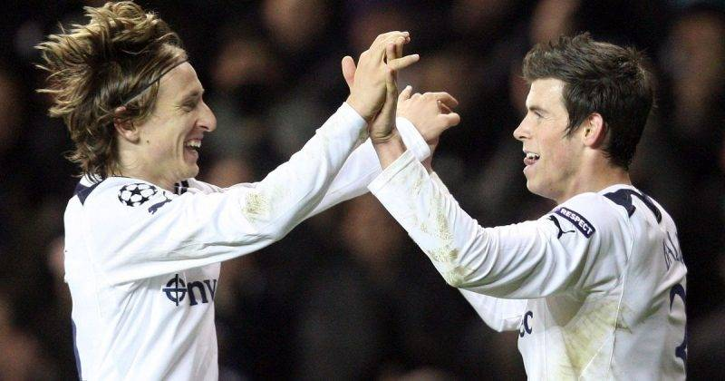 Luka Modric đã trở thành tiền vệ trung tâm kiệt xuất như thế nào hình ảnh