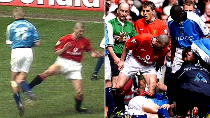 Roy Keane vs Haaland