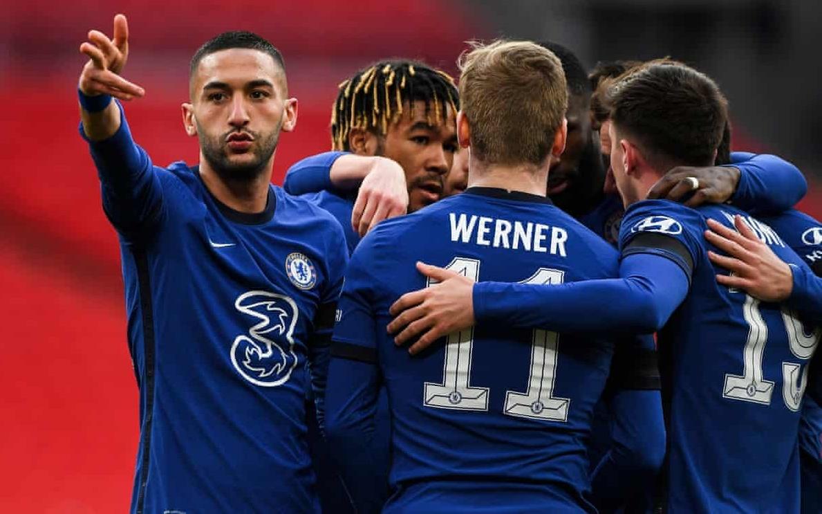 Công thức chiến thắng của Chelsea trước Manchester City