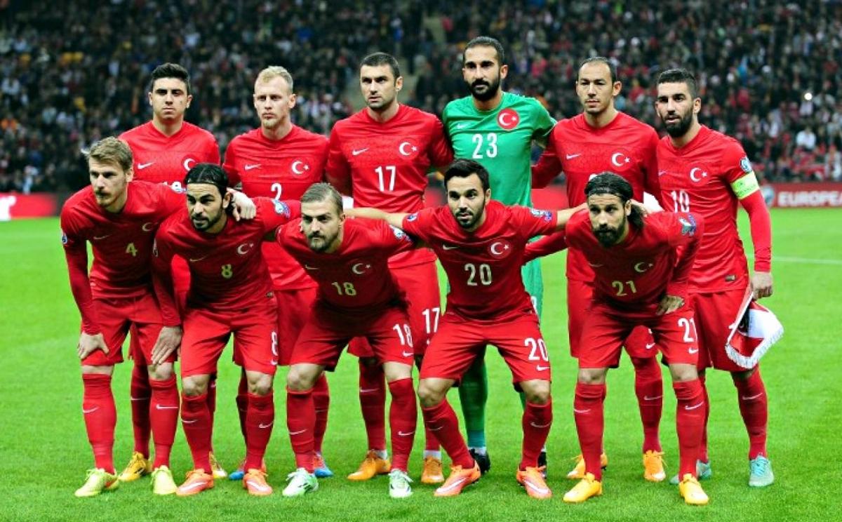 ĐT Thổ Nhĩ Kỳ bảng A EURO 2020