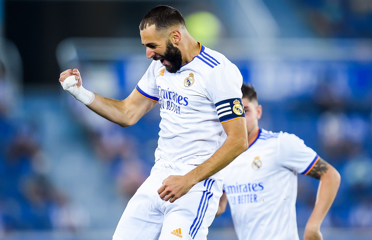 Results Alaves vs Real Madrid: Benzema scored twice