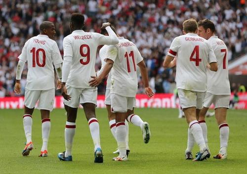 Doi tuyen Anh dang co su chuan bi kha tot cho Euro 2012