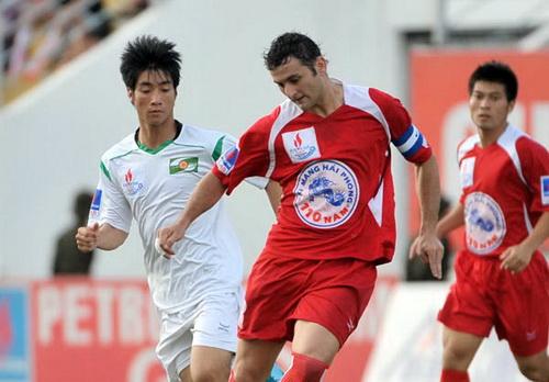 Leandro muốn trở lại V-League hình ảnh