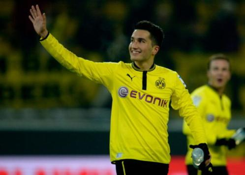 Nuri Sahin bi quan ve co hoi vo dich Bundesliga cua Dortmund hinh anh 2
