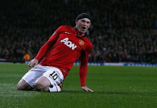Rooney muon la dien vien chinh