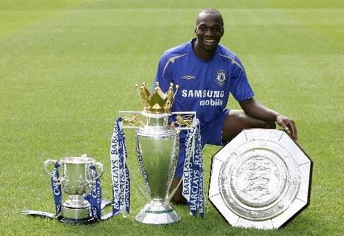 Makelele tung la sieu tien ve danh chan cua Chelsea