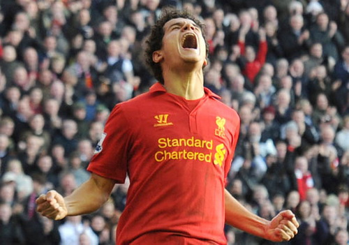 Philippe Coutinho nguyen chung tinh voi Liverpool hinh anh