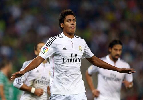Sao tre Raphael Varane nen roi Real Madrid hinh anh