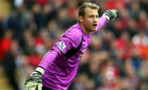 Simon Mignolet quyet tam lai phong do dinh cao hinh anh