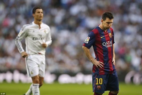 Lionel Messi da choi mot tran kha that vong