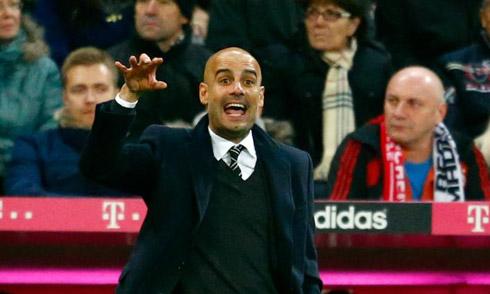 Pep Guardiola thang hai va thua ba trong nam tran dan dat Bayern doi dau Dortmund