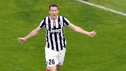 Juventus nen som gia han hop dong voi Lichtsteiner hinh anh