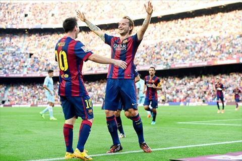 Messi can phai lam quen voi mot Barca khong Xavi hinh anh 2