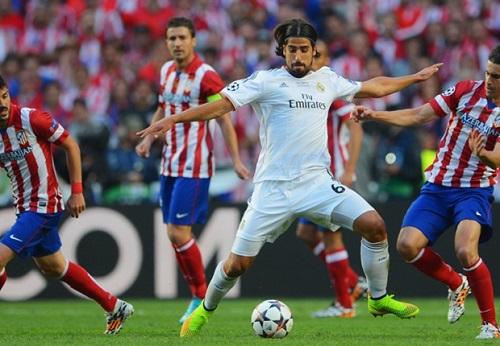 Ban lanh dao Bayern phu nhan viec dang quan tam toi Khedira