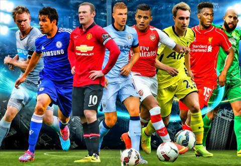 Lich thi dau bong da Anh vong 12 Premier League mua giai 2014 - 2015 hinh anh 2