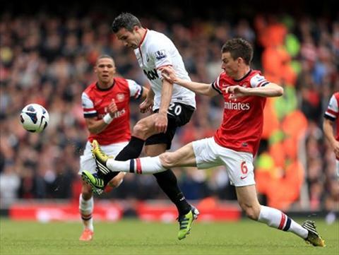 Arsenal vs Man United Sieu kinh dien cua bong da Anh hinh anh 2