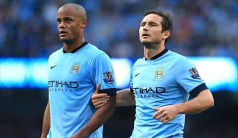 Man City nhan tin vui tu Kompany va Lampard hinh anh