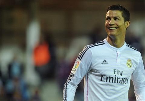 Eibar 04 Real Madrid Ronaldo tu pha ky luc hinh anh