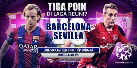 Link sopcast Barcelona vs Sevilla (02h00 - 2311) hinh anh