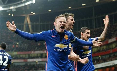MU lot vao Top 4 doi truong Rooney phan khich tot do hinh anh