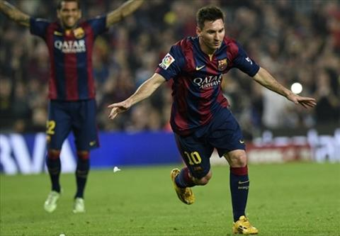 Messi pha ky luc ghi ban HLV Enrique het loi ca ngoi tro cung hinh anh
