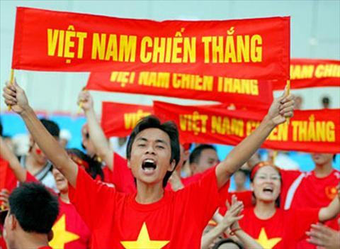 Viet Nam Chien Thang -  Hai Ninh Rapper (Nhac Co Dong AFF Cup 2014) hinh anh