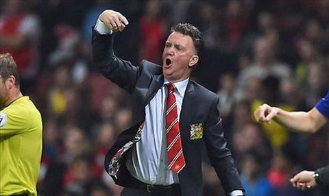 Ban tin tong hop sang 2411 Van Gaal chi ra tu huyet cua Arsenal hinh anh