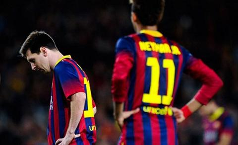 Barca Khi Messi va Neymar da khong con ich ky hinh anh