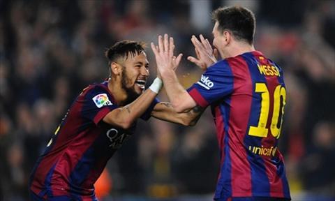 Barca: Khi Messi va Neymar da khong con ich ky