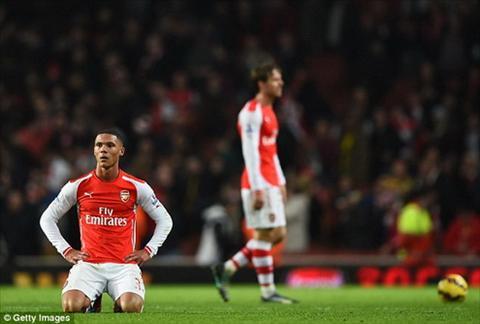 Tran Arsenal thua M.U duoi goc nhin chuyen mon hinh anh