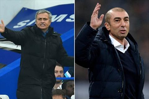 Di Matteo doi dau Mourinho hinh anh
