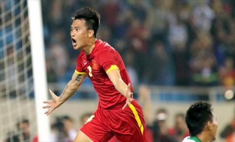 Viet Nam vs Lao (AFF Cup 2014) Khong chi can chien thang hinh anh