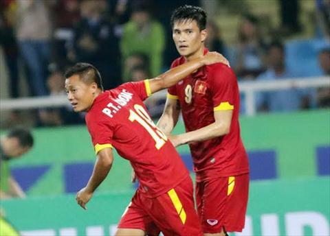 Doi tuyen Viet Nam va su so sanh voi the he vo dich AFF Cup 2008