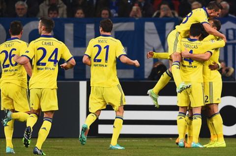 Schalke 0-5 Chelsea Oai hung di tiep bang thang loi 5 sao hinh anh 2