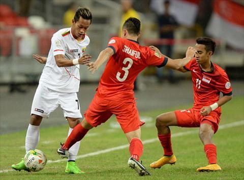 Singapore 4-2 Myanmar DKVD hu via hinh anh
