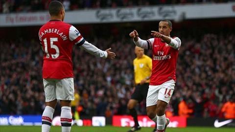 Hang tien ve Arsenal khong can Walcott va Ozil hinh anh 2
