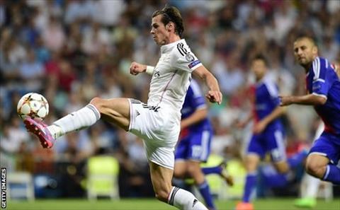 Noi lo cua Real Gareth Bale xuong phong do hinh anh