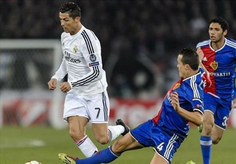 Ronaldo ky luc Champions League hinh anh
